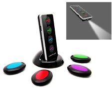 Wireless Keyring Remote Finder Locator Find/Lost keys wallet purse walking stick