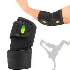 Neoprene Adjustabl Elbow Support Tennis Arthritis Strap Brace Gym Fittnes Sport