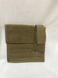 EAGLE INDUSTRIES Coyote ADMIN POUCH W/Light FSBE DEVGRU Made in USA
