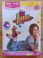 Disney SOY LUNA saison 1 - volume 1 Coffret 9 DVD épisodes 1 à 40 - neuf blister