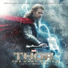 Thor: el Mundo Oscuro-Ost-Brian Tyler (CD NUEVO)