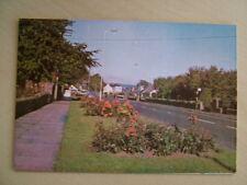 Postcard.  EDINBURGH ROAD, LAUDER. Unused.