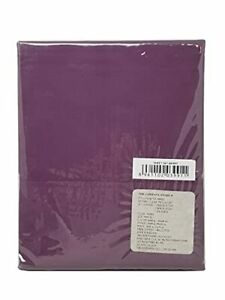 The Company Store Berry Classic Percale Sheet Set Twin XL