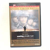 Saving Private Ryan DVD - Tom Hanks Region 1 Special Limited Edition