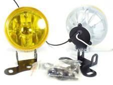 "DLAA H3 12V 55W 3.5"" YELLOW UNIVERSAL FOG LIGHT LAMP"