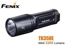 New Fenix TK35 UE Ultimate Edition 2018 Cree XHP70 3200 Lumens LED Flashlight