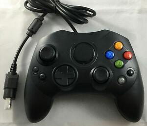 XBOX CONTROLLER GAMEPAD FOR THE ORIGINAL MICROSOFT XBOX BRAND NEW BLACK