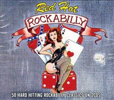 RED HOT ROCKABILLY - 50 HARD HITTING CLASSICS (NEW SEALED 2CD)