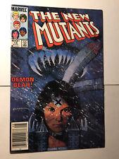 New Mutants #18 (9.0) VF/NM 1st Warlock Appearance 1984