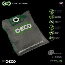 OECO® Henry reusable hoover bags Hetty James vacuum bag with Tacton5™ SRP £14.95