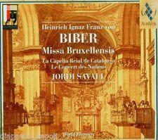 Biber: Missa Bruxellensis / Jordi Savall - CD