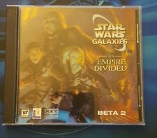 Star Wars Galaxies: An Empire Divided Beta/2