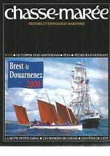 CHASSE-MAREE N°135 BREST&DOUARNEMEZ 2000 / BETTE PETITE EMMA / HOOKERS IRLANDAIS
