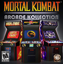 Mortal Kombat Arcade Kollection Steam PC game released 2012 3 classic games in 1