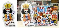 ONE PIECE 3D Wall Display Brook Figure Sentinel Toei Animation Licensed New