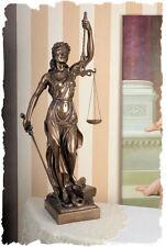 Brandit sculpture déesse de la justice la mythologie romaine 90cm