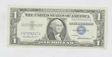 Crisp - 1957 United States Dollar Currency $1.00 Silver Certificate *139