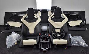 Audi RS4 Estate - Exclusive Interior - Wingbacks - Audi Exclusive LHD