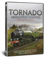 Tornado Steam Engine: BBC Absolutely Chuffed - From Dream to Train Extended...