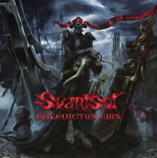 "SVARTSOT ""Maledictus Eris"" CD folk metal; finntroll, vanir, sylvatica, trollfest"