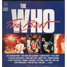 The Who Lp Vinile The Best / Polydor 847315-1 Nuovo  0042284731515