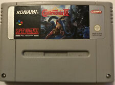 Castlevania IV 4  Version PAL  SNES Super Nintendo