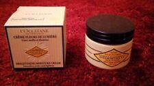 L'occitane Immortelle Brightening Moisture Cream 50ml (RRP £55.00)