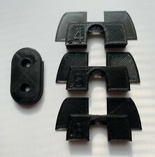 Xiaomi MiJia M365 M187 Scooter Mod Parts Rubber Flex Vibration Damper Black 3D