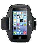 Belkin Sport Fit Armband for Apple iPhone SE iPhone 5 iPhone 5S iPhone 5C Black