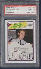 WAYNE GRETZKY (SWEATER) 1988-89 TOPPS 88-89 NO 120 PSA 9  36461