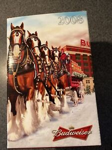 Budweiser 2008 Holiday Stein