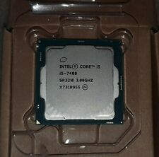 Intel Core i5-7400 Processor, Kaby Lake, LGA1151, 65W, 3.00GHz with cooler