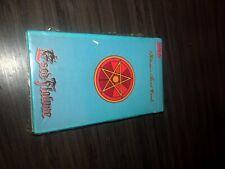 Escaflowne Tarot Cards (Incredibly Rare Dvd Promotion Tarot Cards)