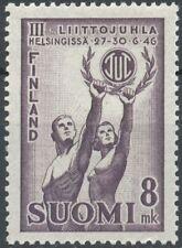 Finland 1946 MNH Stamp - Worker's Sport Union Celebration