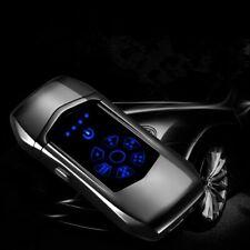 Fingerprint  USB Recharge Smoking Electric Metal Lighter Gift For Christmas
