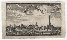 Pfaffenhofen. - cuivre clés de A. w. ERTL, 1687-1690