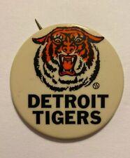 Vintage 1960s Detroit Tigers Pin