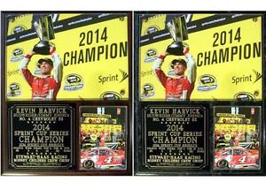 Kevin Harvick #4 2014 NASCAR Sprint Cup Series Champion Photo Plaque