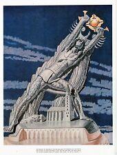 Szukalski Color Copernicus print 1973