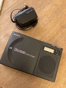 Discman Sony D1000