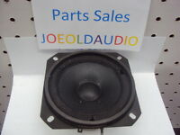 Koss M60,M65,M85 Plus Woofer Part # SP-10W02A 18 Watt 8 Ohm Parting Out M60