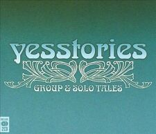 YES - YESSTORIES: GROUP & SOLO TALES (NEW CD)