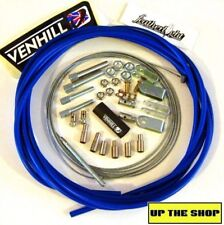 4 meter Blue Venhill Universal Throttle Cable Kit car, vehicle, race, rally