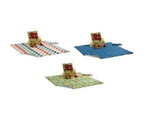 Picknickdecke XXL Campingdecke Reisedecke Stranddecke Picknick Isoliert 200x200