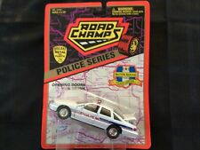 Baton Rouge State Capital Police Road Champs 1/43 Diecast 1997 Chevy Caprice