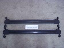 2002 2003 2004 Chevy Tracker 4-Door Pair of Roof Rack Cross Bars OEM Factory