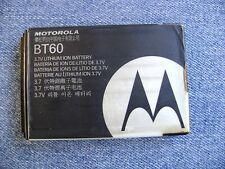 Motorola BT60 Battery For TUNDRA VA76R VI95 VI97 I410 I576 I776 I880 Replacement