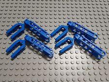 Lego technic Technik 2738 6572 radaufhängung blau  KUGELGELENK