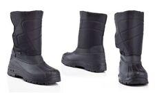 Snow Tec Men's Snow Boots Black Size 12  #B504