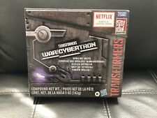 Transformers Netflix WFC NEMESIS PRIME Spoiler Pack War for Cybertron Limited